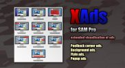 XAds for SAM Pro